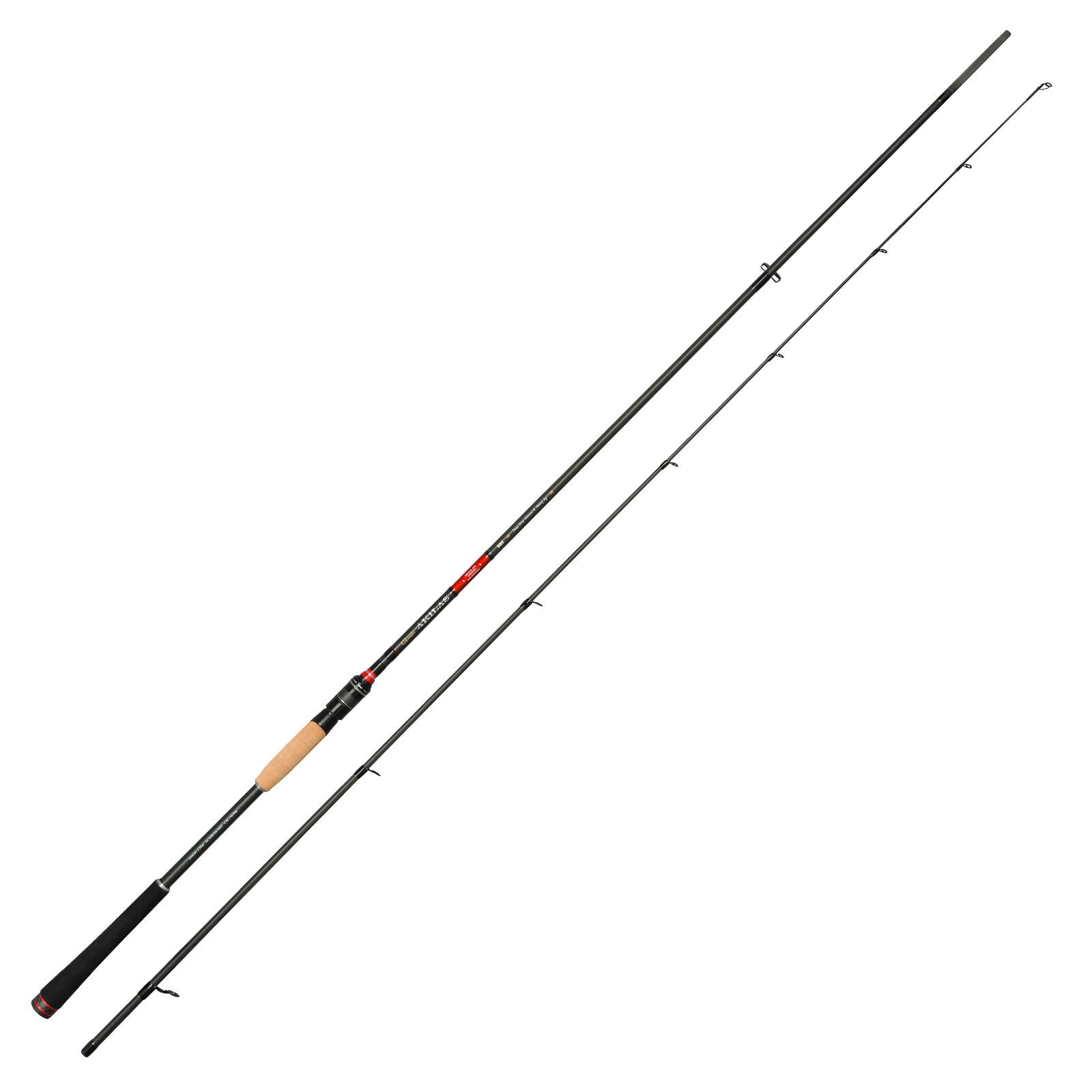 Cañas de GAMAKATSU Pro Spinning Rod - longitud Akilas 2018 90 H 2, 70 m WG 10-45 g