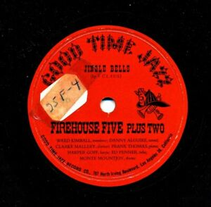 FIREHOUSE-FIVE-Plus-Two-on-1950-Good-Time-Jazz-30-Jingle-Bells