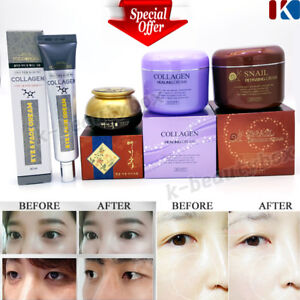 Best Anti Aging Set Snail 100 Collagen 100 Eye Cream 30