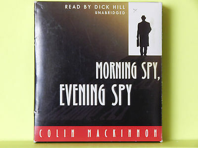 2019 Mode Morning Spy, Evening Spy By Colin Mackinnon (2006, Cd, Unabridged)