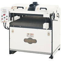 Shop Fox W1678 Woodworking 5 Hp 26 Drum Sander on Sale