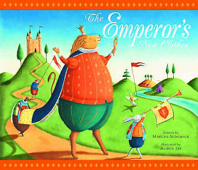 ()-The Emperor's New Clothes (Paperback)-Marcus Sedgwick-1840118423