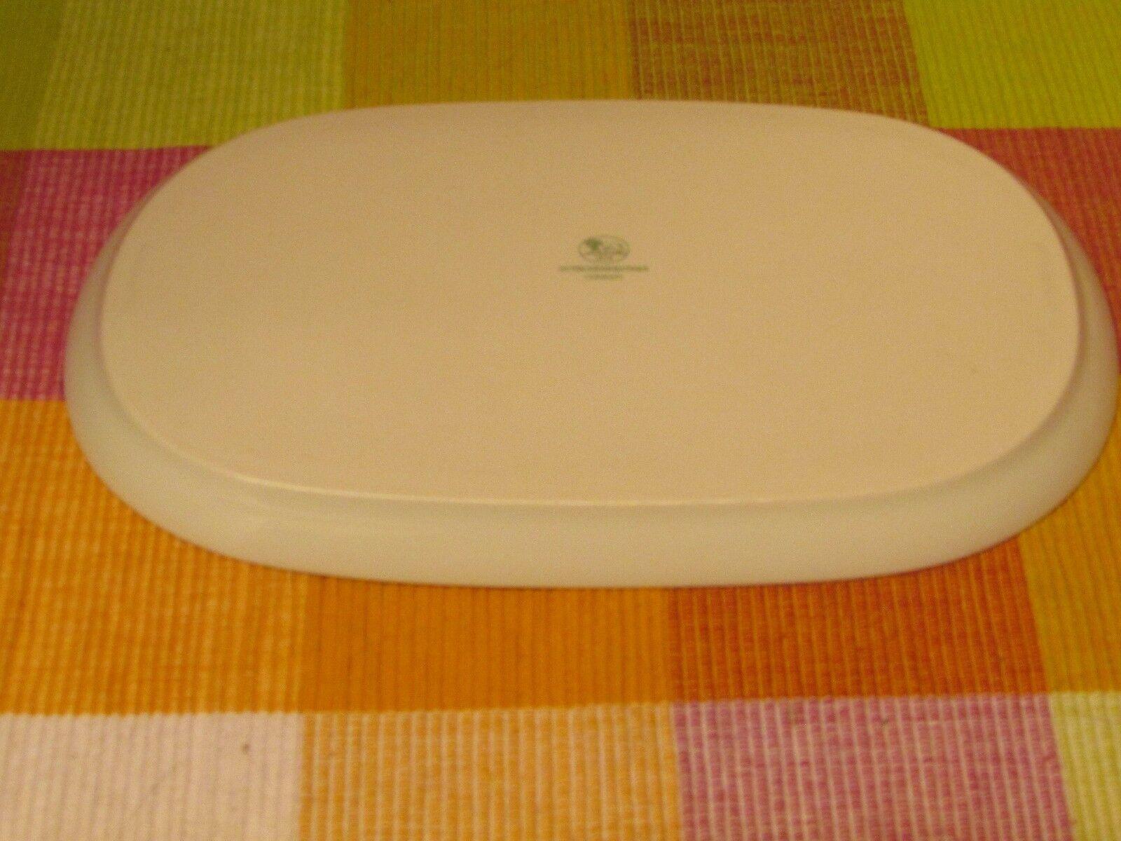 HUTSCHENREUTHER - - - LEONARD PARIS BOLOGNA - Platte   -Tablett  l=25cm | Praktisch Und Wirtschaftlich  01ca15