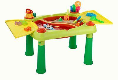 Spieltisch Sand & Wasser