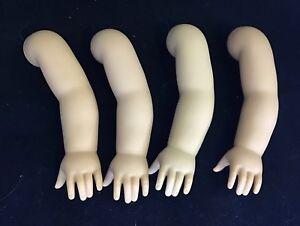 Repair light skin left arm w//tension cup- Parts Custom American Girl PC