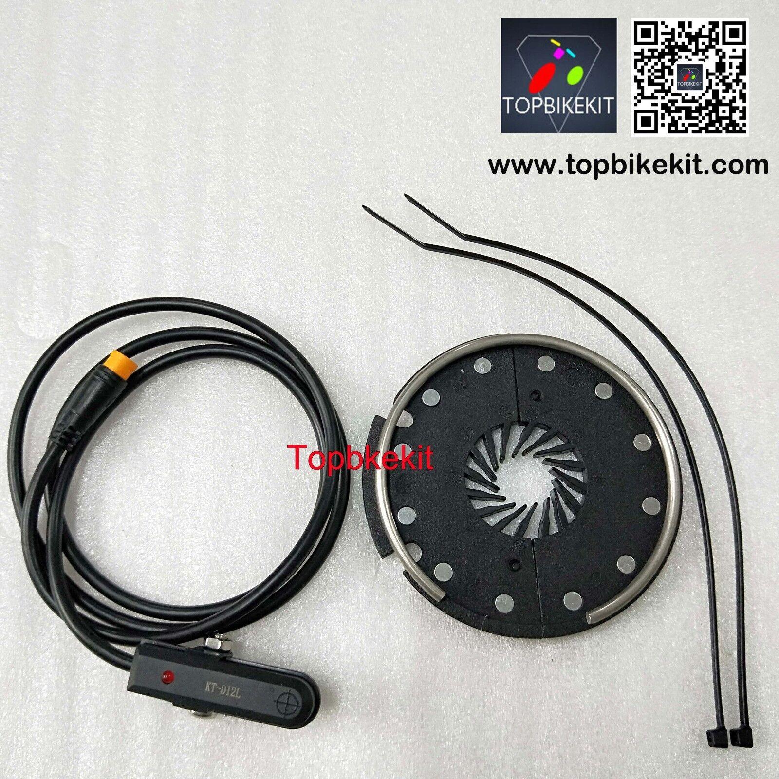 KT D12L Dual Hall Sensor Signals Easy InsDimensionetion Julei 3 Pins waterproof Plug