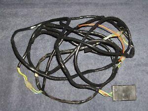 oem pontiac fiero power side view mirror wiring wire harness 4.9 Fiero Swap at 4 9 Fiero Wiring Harness