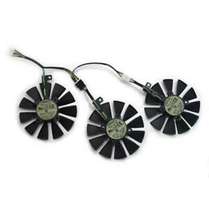 inRobert-87mm-T129215SU-Graphics-Card-Cooling-Fan-For-ASUS-STRIX-GTX980Ti-R9390