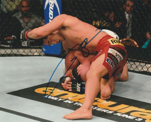DONG HYUN KIM SIGNED AUTO/'D 8X10 PHOTO POSTER MMA UFC 100 FIGHT NIGHT TEAM MAD B