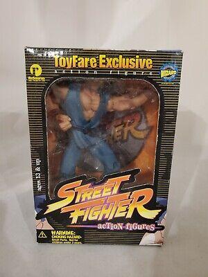 NEW dark Ryu Action Figure Street Fighter ToyFare Exclusive ReSaurus Evil