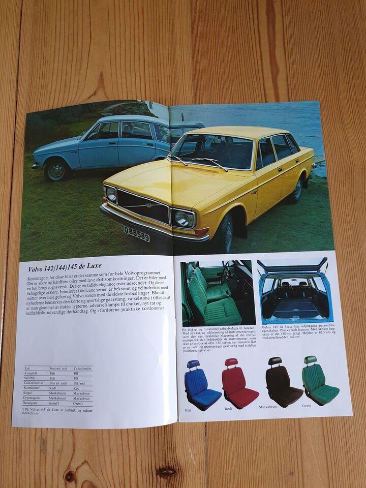 Bøger og blade, Volvo blad 1972