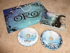 Eurovision Song Contest 2008 Serbia Jelena Tomasevic Oro promo press pack CD DVD