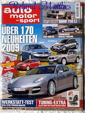 AMS 25-08+AUDI Q5+BMW 750 Li+MERCEDES 300 SEL AMG+VOVO XC 60+MINI+VW SCIROCCO