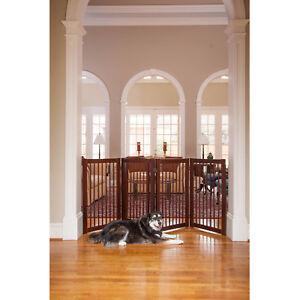 Image Is Loading Pet Gate Extra Large Dog Cat Fence Baby