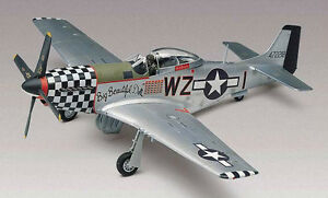 Revell-P-51D-Mustang-1-48-scale-airplane-plastic-model-kit-new-5241