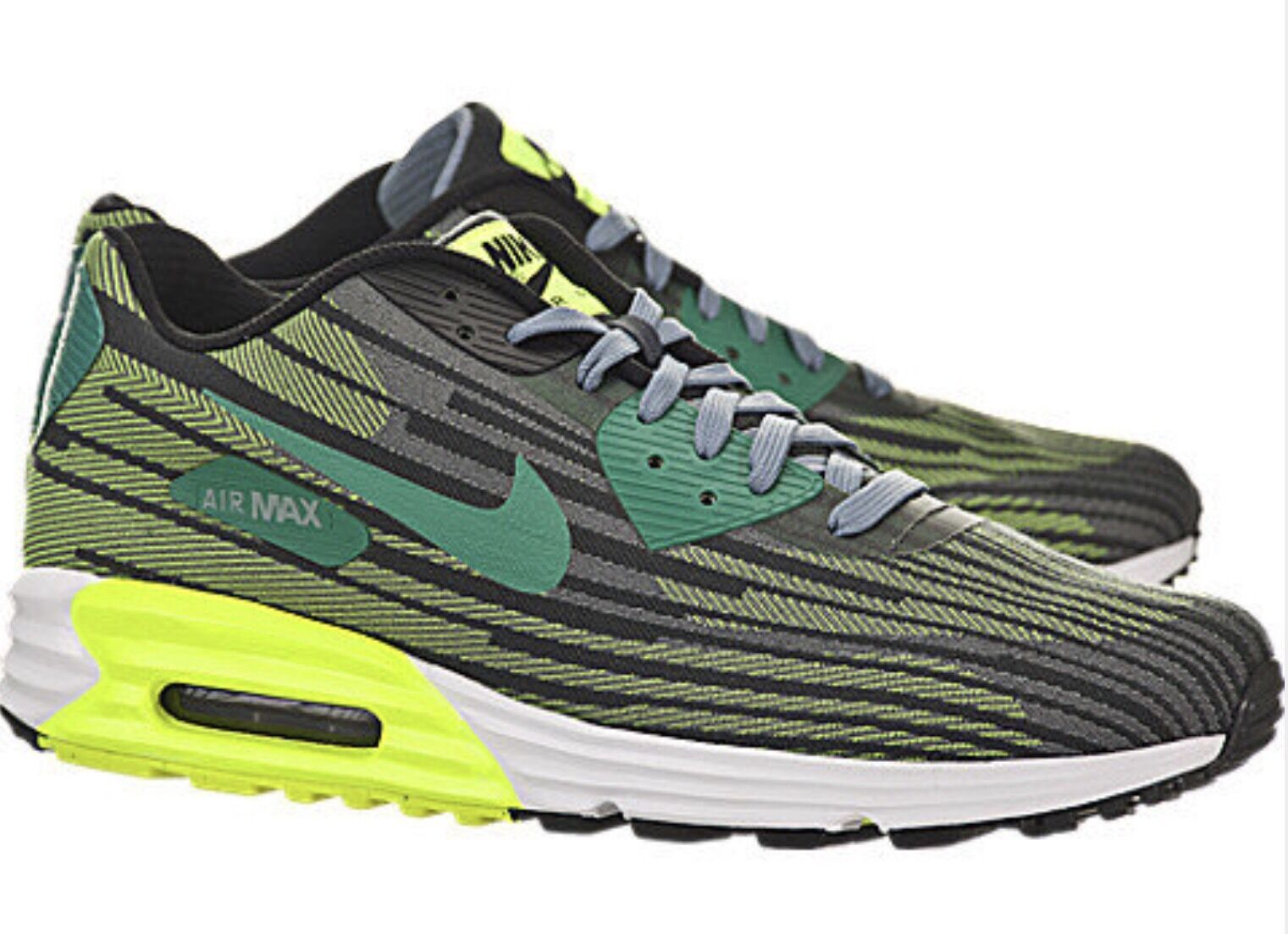 DS MENS NIKE AIR MAX LUNAR90 JCRD 654468 003 RUNNING SHOES NOBOXLID Price reduction
