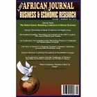 African Journal of Business and Economic Research Vol 7 No 1 2012 by Adonis & Abbey Publishers (Paperback, 2012)