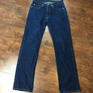 0bf68f77f Polo Ralph Lauren Size 10 Boot Cut High Rise Jeans 30x32 Blue Denim ...