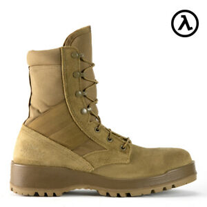 SAFETY-TOE MILITARY BOOTS 803-8000