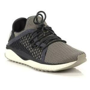 PUMA TSUGI netfit Baskets homme Rock Ridge Blanc Sports Gym Fitness Chaussures De Sport