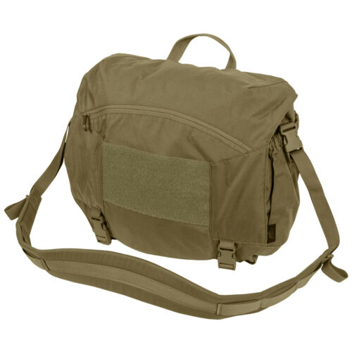 Helikon Urban Courier Bag Large Messenger Pack Crossbody Military Adaptive Green