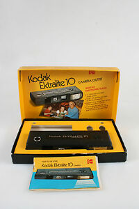 KODAK EKTRALITE 10 IN ORIGINAL BOX