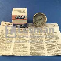Ametek U.s. Gauge 166665 Usg 1559 Fillable Gauge 1.5 60 1/8cbm
