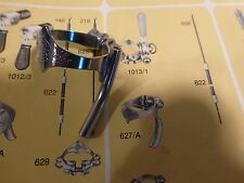Vintage - NOS - Campagnolo #627 R/H only Cable Guide Clamp w/ Bolt and Nut
