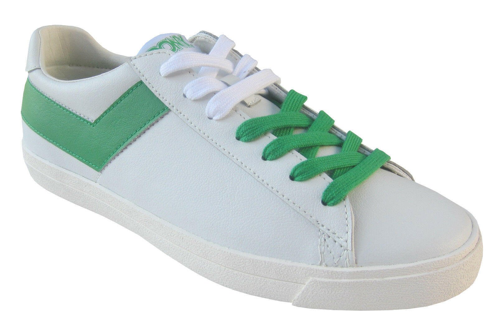 Pony Top Star Leather Ox  Leather Trainers
