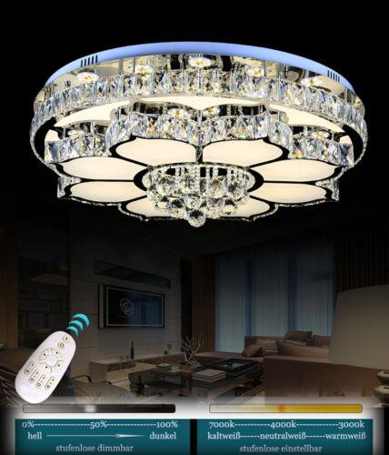 WJ3018 LED Deckenleuchte Deckenlampe Blümchen Design  Lichtfarbe einstellbar A+
