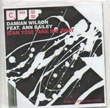 (AE913) Damian Wilson, (Can You) Take Me Away - DJ CD