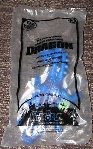 Hideous Zippleback #2 2010 How to Train Your Dragon McDonalds Happy Meal Toy
