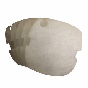 5-x-Tetra-Tetratec-ex400-EX600-EX700-FF-Polonais-Pad-filtre-floss