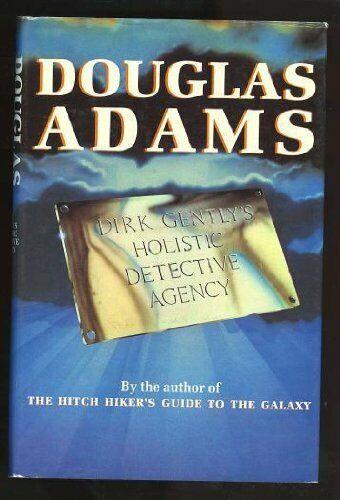 Dirk Gently S Holistic Detective Agency Douglas Adams 0434009008 For Sale Online Ebay
