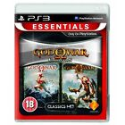 God of War Collection Remastered in HD Ps3