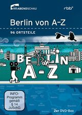 Berlin von A - Z - 2 DVD`s - Neu u. OVP