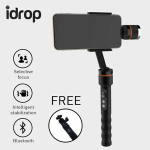 idrop-RK-S3-Handheld-3-axis-stabilizer-face-recognition-gimbal
