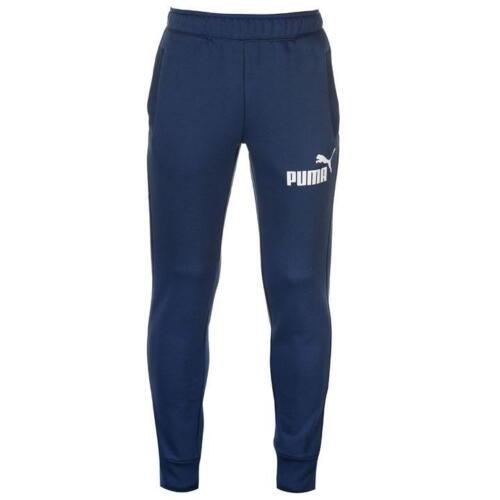 Puma Joggers Trousers Sports Casual Mens h2