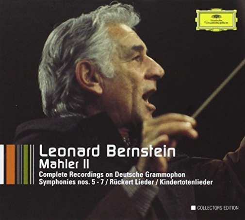 COLL ED: BERNSTEIN/H-MAHLER: THE COMPLETE CD NEW