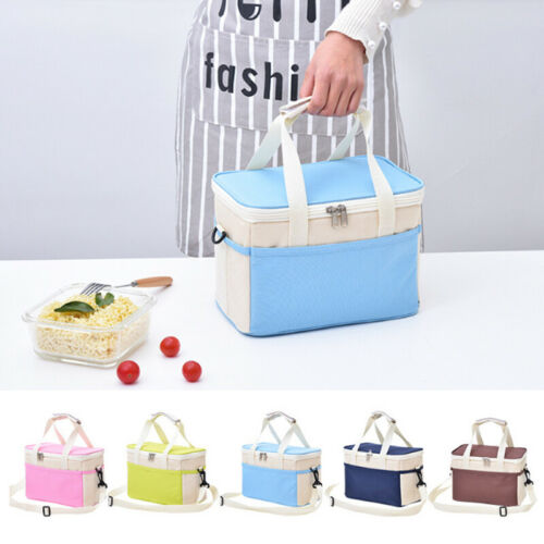 Insulated Lunch Bags Containers Storage Totes Lunch Box Bag for Men Women Kids