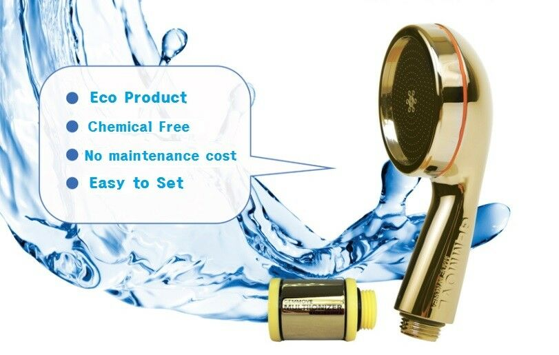 Permanent Water Tap Filter Chemical Free Multi-Ionizer For Curve