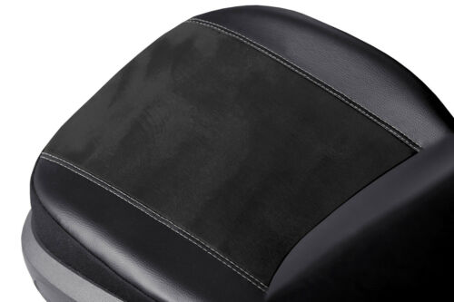 FORD FOCUS Mk3 2011 ONWARDS ARTIFICIAL LEATHER /& ALICANTE UNIVERSAL SEAT COVERS