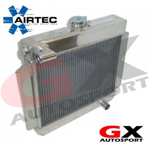 Atradfo 1//90 Airtec Ford Escort Mk1 Mk2 Kit De Plata-Sin Ventilador Del Radiador