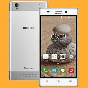 Philips-V787-Silver-5-034-36-Days-Dual-SIM-Standby-Long-Lasting-Android-Smartphone