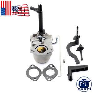 Carburetor for Coleman Powermate 5000 6250 Watt w// Briggs /& Stratton 10hp carb