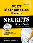 CSET Mathematics Exam Secrets Study Guide: CSET Test Review for the California Subject Examinations for Teachers by Mometrix Media LLC (Paperback / softback, 2016)