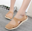 Women-Students-Comfortable-Flat-Sandals-Female-Pumps-Jelly-Beach-Hole-Shoes-New thumbnail 8