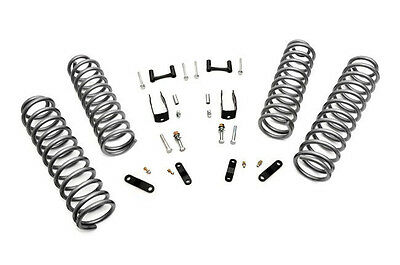 Rough Country 2.5in Jeep Suspension Lift Kit 07-16 JK Wrangler Unlimited 4 Door