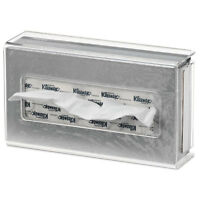 Clear Acrylic Tissue Box Holder Wall Mount 9w X 2.5d X 5.25h 1 Ea on sale