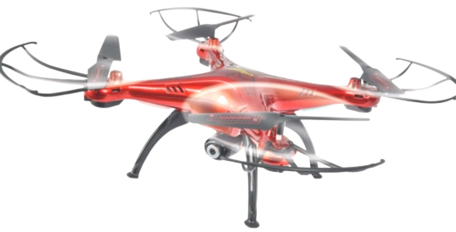Carson 500507122 x4 quadcopter 360 3d FPV 2.4 GHz RTF